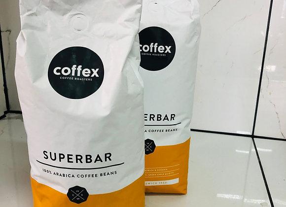 Coffex Superbar 1kg Bags