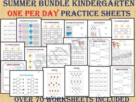Summer package bundle