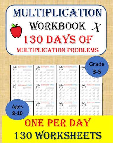 Multiplication Workbook