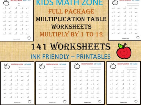 Kids math: Multiplication  Multiply the fun in your child's math practice