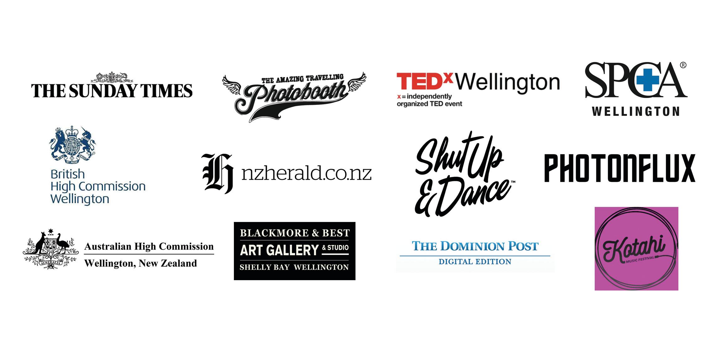 collaborators, clients & partners