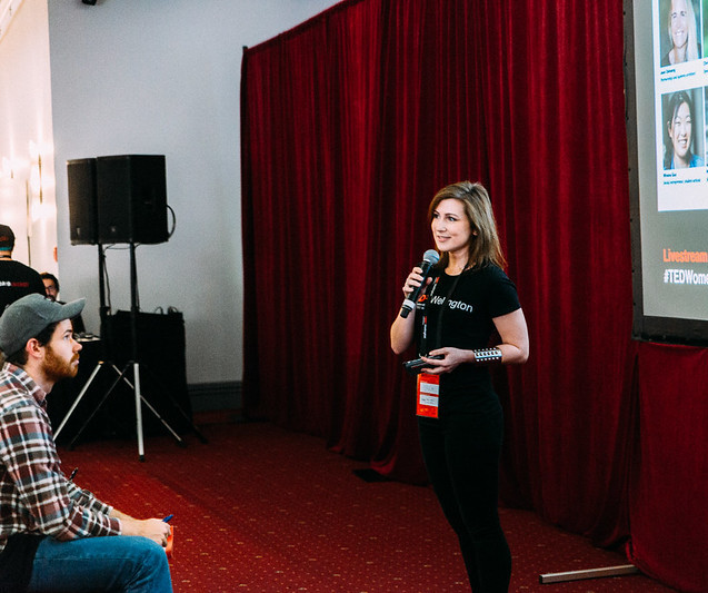 Mistress of Ceremonies | TEDxWellingtonWomen