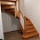 Thumbnail: Лестница П-образная 2900/левая