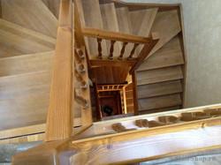 Несколько лестниц