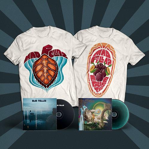 CD Digipak + T-Shirt