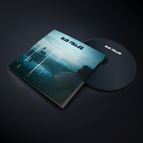 "CD Digipak ""Mad Fellaz"""