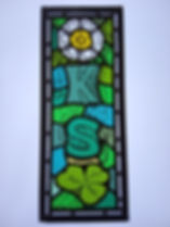 Huntly Aberdeen, Scotland, stained, glass, repairs
