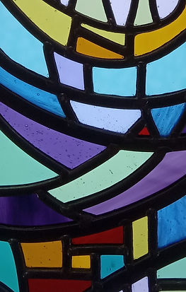 New leaded stained glass Aberdeenshire