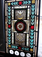 Stained glass repairs Aberdeenshire
