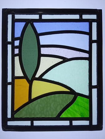 Aberdeenshire, Scotland, Stained glass courses