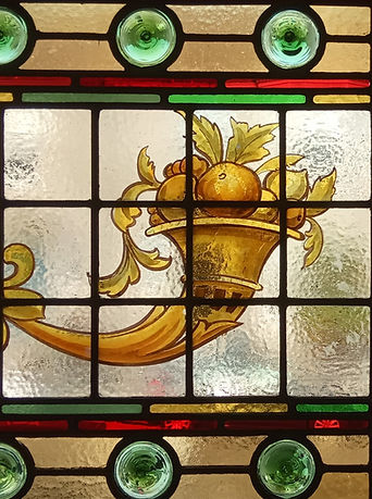 Victorian Stained glass restoration Aberdeen