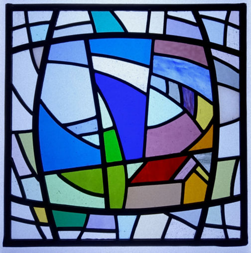 Stained glass in Aberdeen