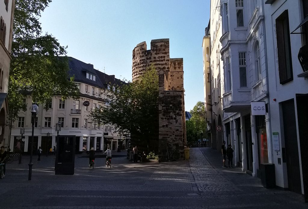 Sterntor in the old town of Bonn