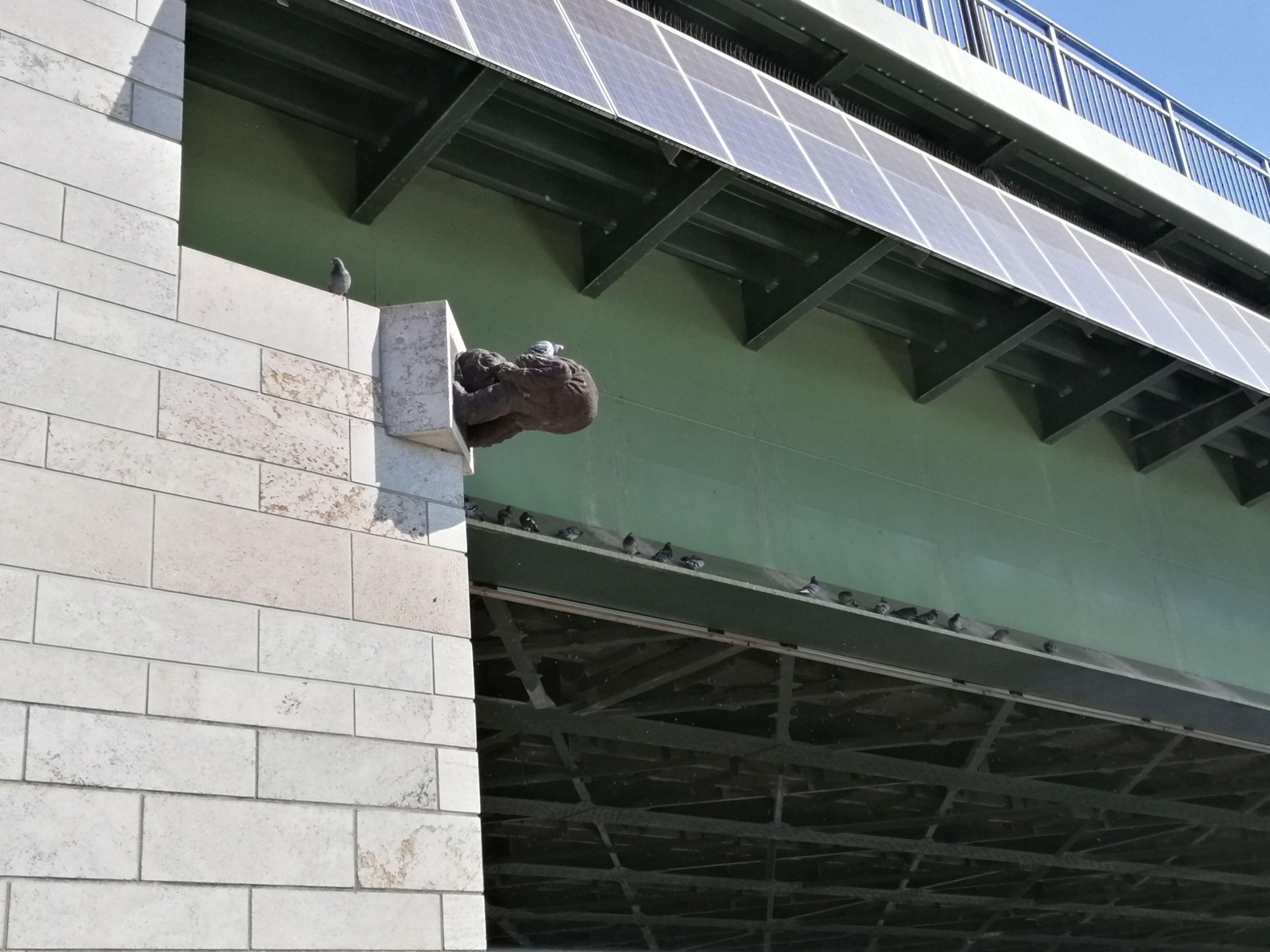Bröckemännche_Kennedybrücke2