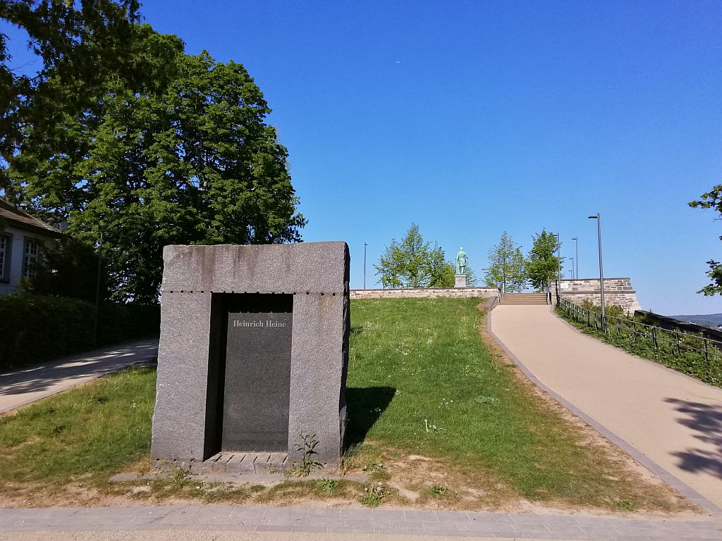 Heine Memorial at Alter Zoll