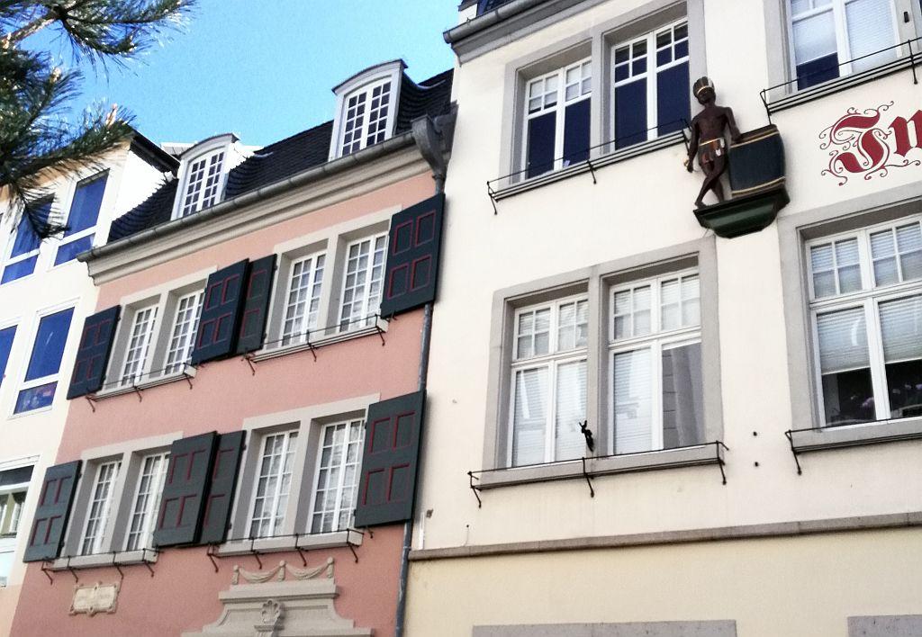 Beethovenhaus Top floor