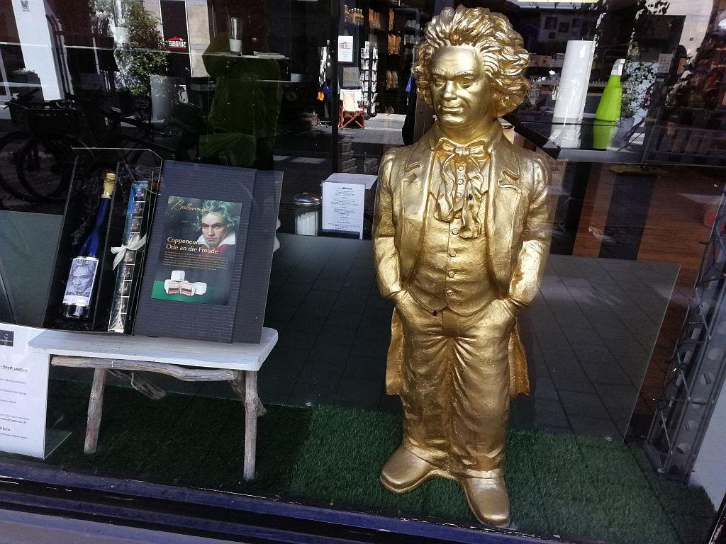 Mascot Beethoven