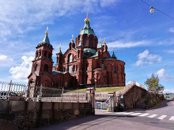 Uspenski-Cathedral from South-East