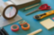Material übergreifende Projekte in der Kreativwerkstatt Frankfurt