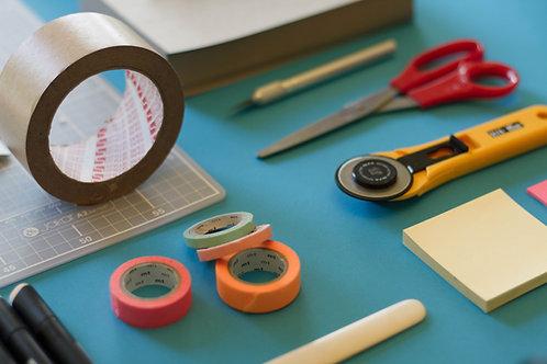 Maxi kit impreso para cortar (DIY)