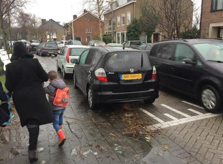 Fervente Foutparkeerders