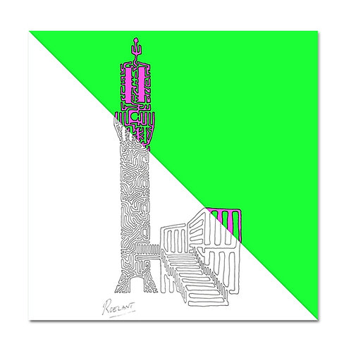 Hengelo - Stadhuistoren