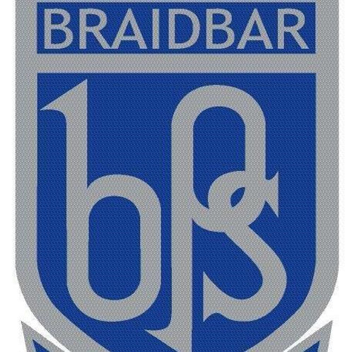 Braidbar Primary School Tie