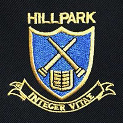 Hillpark Secondary School Tie
