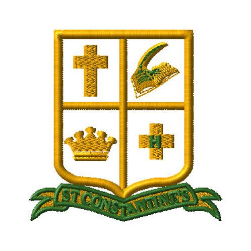 St Constantine's Primary School School Tie