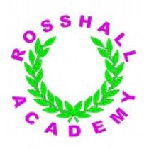 Rosshall Academy School Tie