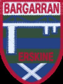 Bargarran Primary School Tie