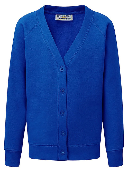 Madras Family Centre Sweatshirt Cardigan