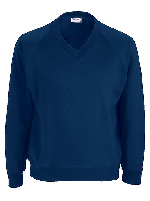 Gowanbank Primary Sweatshirt V Neck