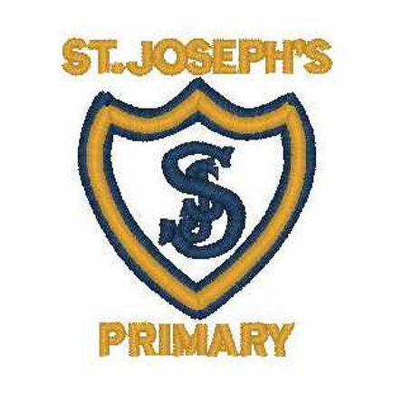 Saint Joseph's Primary Knee High Socks With Bow