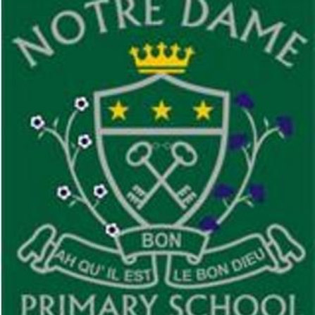 Notre Dame Primary School Reversible Jacket
