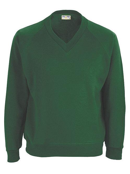 Saint Luke's High School Sweatshirt V Neck