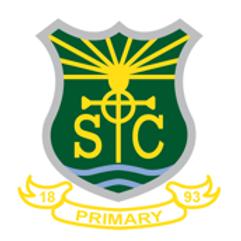 Saint Cuthbert's Primary School School Tie
