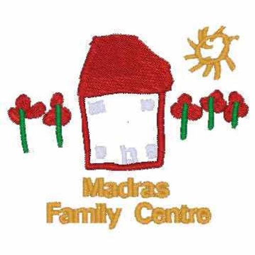 Madras Family Centre Showerproof Kagoul