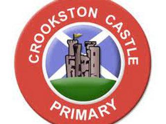 Crookston Castle Primary School Tie