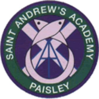 Saint Andrews Academy School Tie