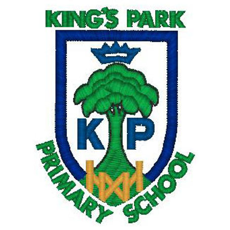 Kings Park Primary Knee High Socks With Bow