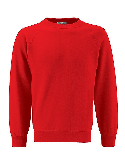 Uplawmoor Primary Sweatshirt Crew Neck