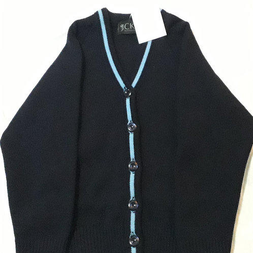 Saint Bernard's Primary Knitted Cardigan