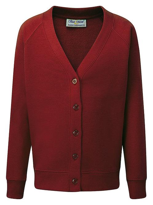 Netherlee Primary Sweatshirt Cardigan