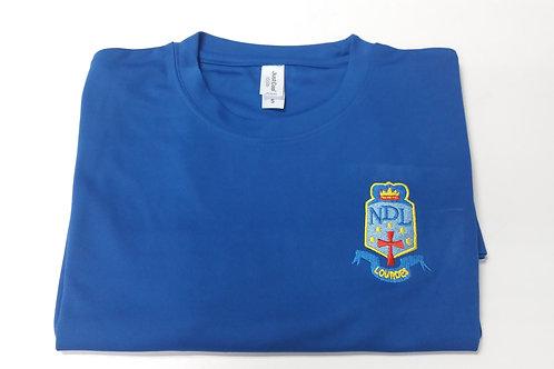 Lourdes Secondary School Dri-Fit PE T Shirt