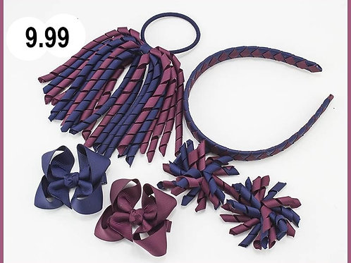 Saint Rosa Lima Primary Hair Accessories