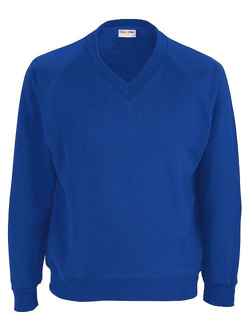 Hillview Primary Sweatshirt V Neck