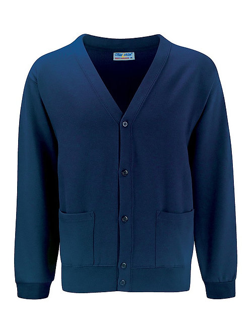 Calderwood Lodge Primary Sweatshirt Cardigan