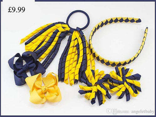Loch Primary Hair Accessories