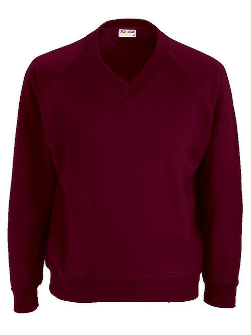 Cardonald Primary Sweatshirt V Neck